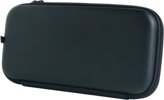 Väska i EVA-plast till Nintendo Switch, Svart