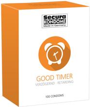 Secura: Good Timer, Kondomer, 100-pack