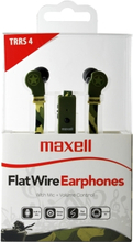MAXELL Maxell Flatwire Camo 4902580777128 Replace: N/AMAXELL Maxell Flatwire Camo