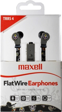 MAXELL Maxell Flatwire Skullz 4902580777210 Replace: N/AMAXELL Maxell Flatwire Skullz