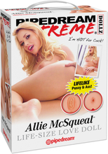 Allie Mcsqueal Love Doll