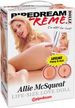 Allie Mcsqueal Love Doll