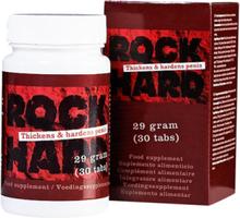 Rock Hard Pills 30 Pcs