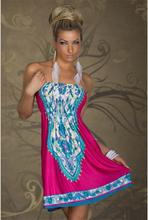 R76966P Printed Dress