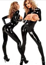 C80431 Leather Bodysuit