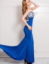 Tulle Slim Girl Dress