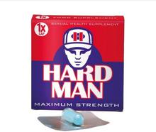 Hard Man Maximum Strength - 1 kapsel-Erektionshjälp