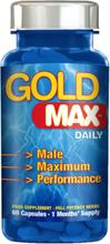 Gold MAX - Blue DAILY 60 kapslar-Ökad Sexlust-Potensmedel