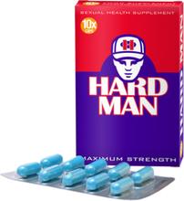 Hard Man Maximum Strength - 10 kapslar-Erektionshjälp spara 22%