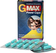 GMAX Power 20 kapslar-Hårdare stånd spara 45%