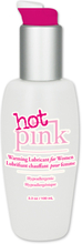 Pink - Hot Pink Warming Glidmedel 80 ml
