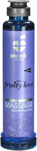 Swede - Fruity Love Warming Massage Blueberry/Cassis 200 ml