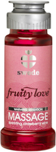 Swede - Fruity Love Warming Massage Sparkling Strawberry 50 ml