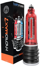 BATHMATE - HYDROMAX X30 PENIS PUMP BRILLIANT RED