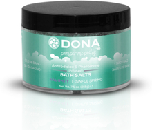 Dona - Bath Salt Sinful Spring 225 ml