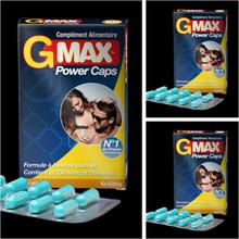 GMAX Power 30 kapslar-Hårdare stånd spara 39%