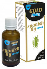 Spanish Fly Him Gold 30ml