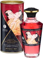 Aphrodisiac Warming Oil Strawberry Wine 100 ml