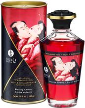 Aphrodisiac Warming Oil Blazing Cherry 100 ml