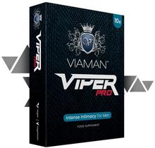 Viaman Viper Pro 10 caps