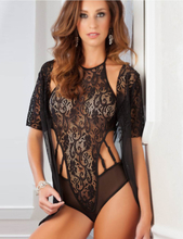 Lace Two-piece Sexy Teddy