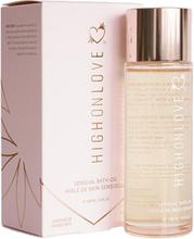 HighOnLove - Bath Oil Lavender Honeybee 100 ml