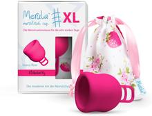 Merula Cup - Menstruationstasse - XL (50ml) - Strawberry (Pink)