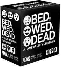 IDW Games Bed, Wed, Dead