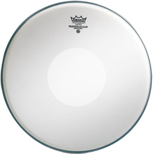 """Remo Drum Head 10"""" Controlled Sound White Dot Coated"""