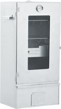 vidaXL rygeovn 44,5 x 29 x 83 cm med 1 kg træflis