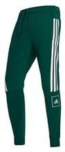 adidas Housut 3-Stripes Slim - Vihreä/Valkoinen