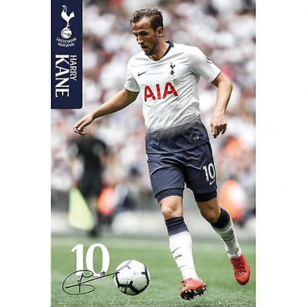 Tottenham Hotspur plakat Kane 16