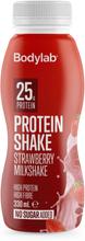 Bodylab Protein Shake (330 ml) - Strawberry Milkshake