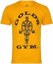 Gold's Gym Muscle Joe T-Shirt, gold, xlarge T-Shirt herr