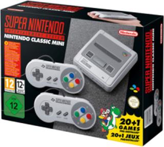 Nintendo Classic Mini SNES Spelkonsol