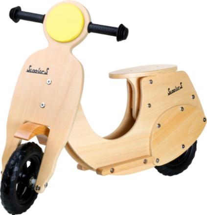 Wespe balanse sykkel