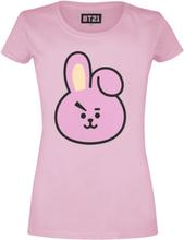 BT21 - Cooky - T-shirt - rosa
