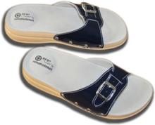 Sandal för hälsporre PF8 - Blå