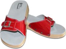 Sandal för hälsporre PF8 - Röd
