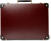 "Centenary 16"" Slim Attache Briefcase - Burgundy"