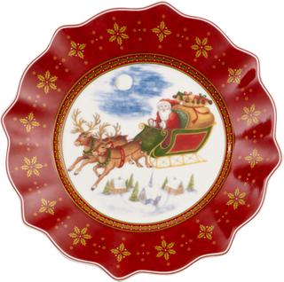 Villeroy & Boch Annual Christmas Collection Salattallerken 24 cm