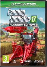 Farming Simulator 17 Platinum Edition Spill PC