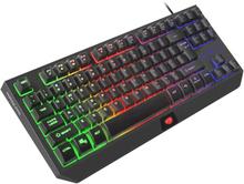 Hurricane TKL Tangentbord Rainbow LED