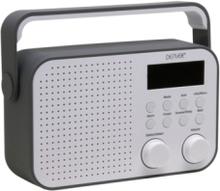DAB+ & FM-radio Grå