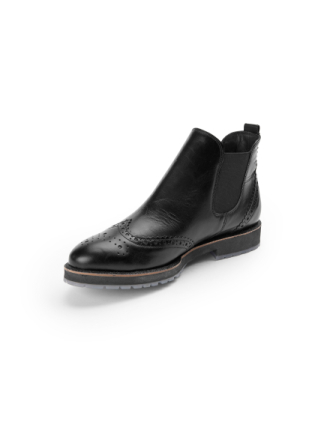 Chelsea-boots Fra Paul Green sort