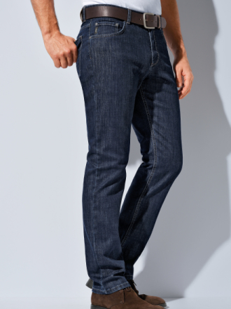 Comfortable Fit-jeans model Cooper Denim Fra Brax Feel Good denim - Peter Hahn