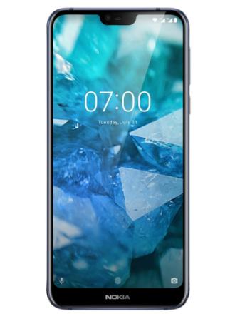 7.1 64GB - Midnight Blue