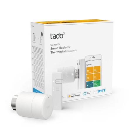tado Tado Smart Radiator Thermostat V3+ Starter Kit. 7 stk. på lager