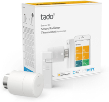 tado Tado Smart Radiator Thermostat V3+ Starter Kit. 1 stk. på lager