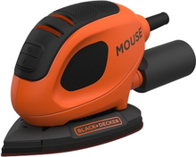 Black & Decker Slipmus Mouse 55w, 230v